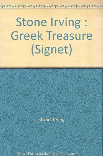 9780451134578: Stone Irving : Greek Treasure