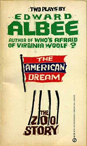9780451134615: The American Dream and Zoo Story (Signet)