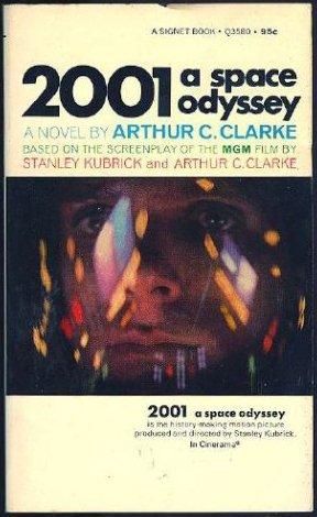 9780451134691: Clarke Arthur C. : 2001 A Space Odyssey (Signet)