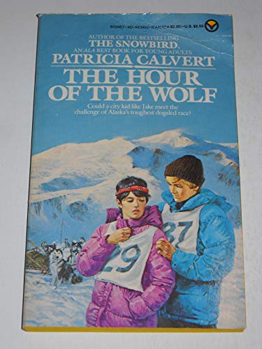 9780451134936: Calvert Patricia : Hour of the Wolf (Signet)