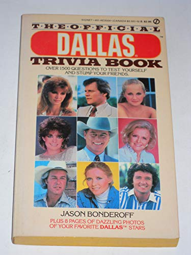 9780451135049: The Official Dallas Trivia Quiz
