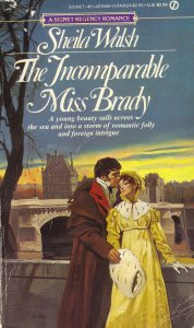 9780451135681: The Incomparable Miss Brady