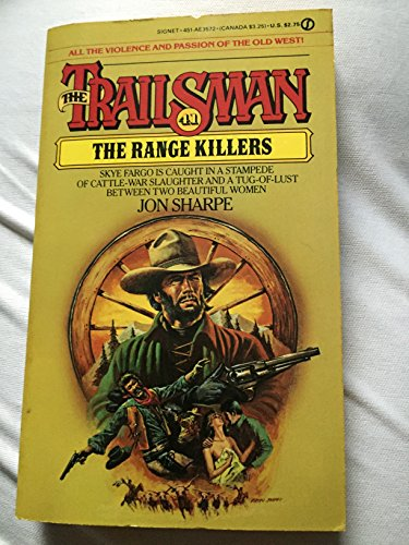 9780451135728: The Range Killers (The Trailsman #41)