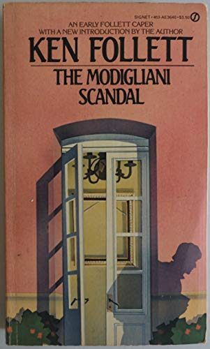 9780451136404: The Modigliani Scandal (Signet)