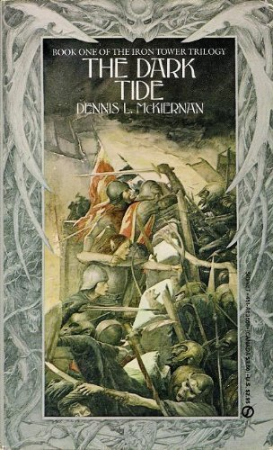 9780451136688: The Dark Tide (Iron Tower Trilogy)