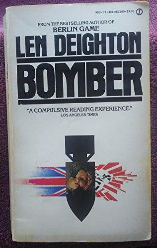 9780451136893: Bomber (Signet)
