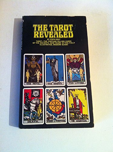 9780451137005: The Tarot Revealed: A Modern Guide to Reading the Tarot Cards (Signet)