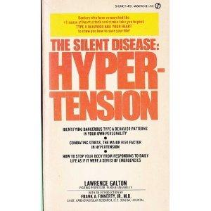 9780451137029: Silent Disease: Hypertension