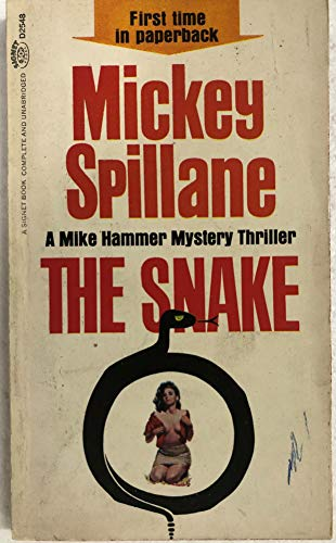 The Snake (Signet): Mickey Spillane