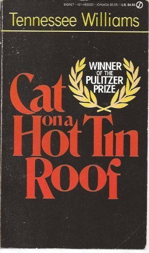 9780451137289: Williams Tennessee : Cat on A Hot Tin Roof
