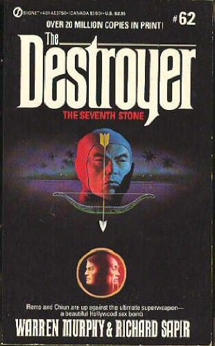 9780451137562: The Seventh Stone (The Destroyer, No. 62)