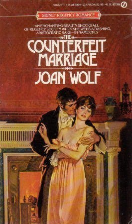 9780451138064: The Counterfeit Marriage