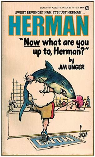 """Now What Are You Up to, Herman?"" (9780451138231) by Jim Unger"