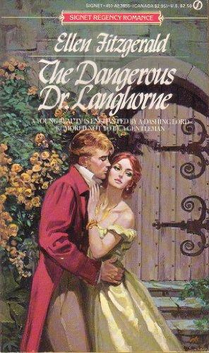The Dangerous Dr. Langhorne: Fitzgerald, Ellen