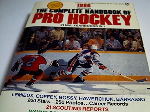 9780451138736: The Complete Handbook of Hockey 1986: 1986 Edition