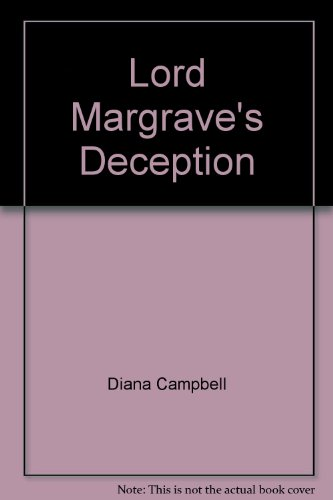 9780451138866: Lord Margrave's Deception