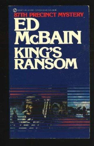 9780451138989: Mcbain Ed : King'S Ransom (Signet)