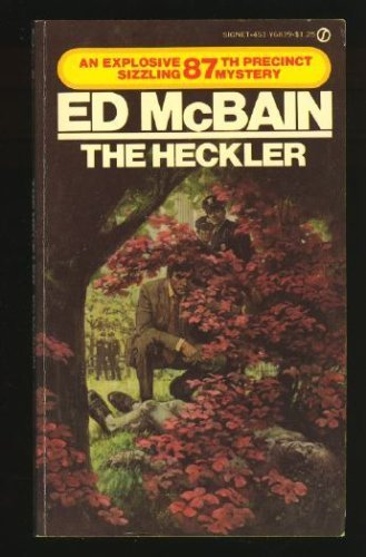 9780451139016: The Heckler (Signet)
