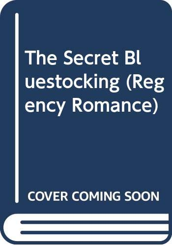 9780451139115: The Secret Bluestocking (Regency Romance)