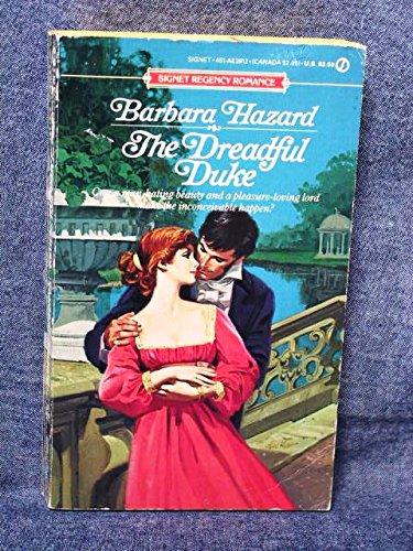 9780451139122: The Dreadful Duke (Signet Regency Romance)