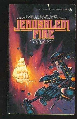 Jerusalem Fire: Meluch, R. M.