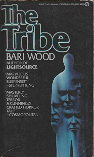 9780451140043: Wood Bari : Tribe (Signet)