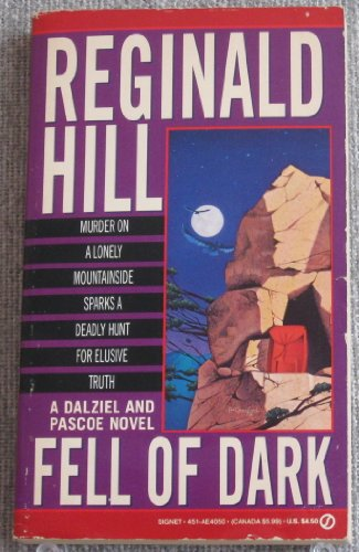 9780451140500: Hill Reginald : Fell of Dark (Signet)