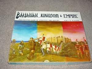 9780451140548: Barbarians