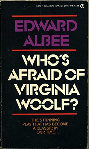 9780451140791: Albee Edward : Who'S Afraid of Virginia Woolf? (Signet)