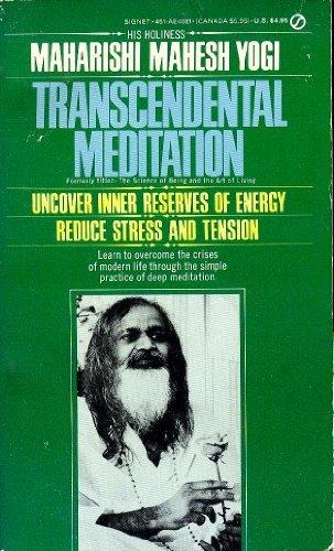 9780451140814: Transcendental Meditation (Signet)