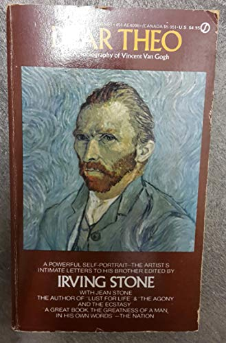 9780451140982: Stone Irving Ed. : Dear Theo:the Autobiography of Van Gogh (Signet)