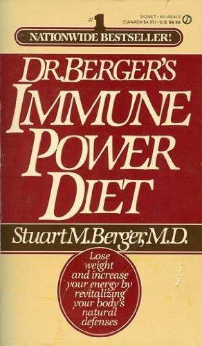 9780451141118: Dr. Berger's Immune Power Diet (Signet)