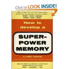 9780451141385: How to Develop a Super-Power Memory