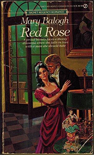 9780451141576: Red Rose (Regency Romance)