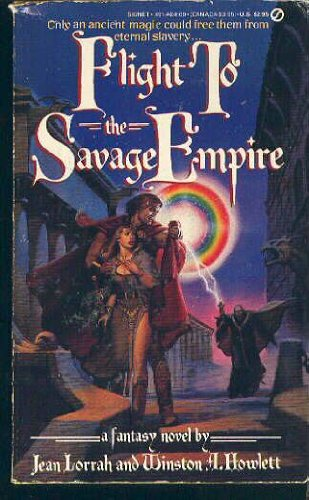9780451141699: Flight to Savage Empire (Savage Empire #4)