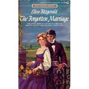Forgotten Marriage: Fitzgerald, Ellen