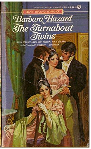 9780451142580: Turnabout Twins (Signet Regency Romance)