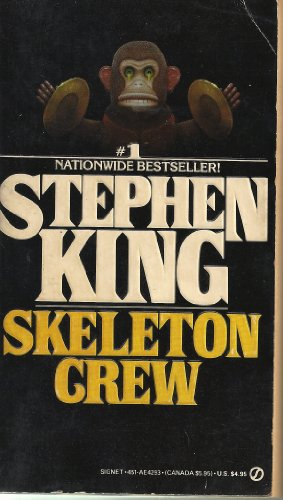 9780451142931: King Stephen : Skeleton Crew (Signet)