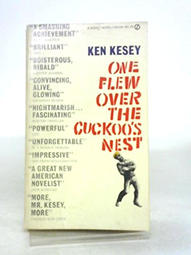 one flew over cuckoo nest by ken kesey abebooks one flew over the cuckoo s nest ken kesey
