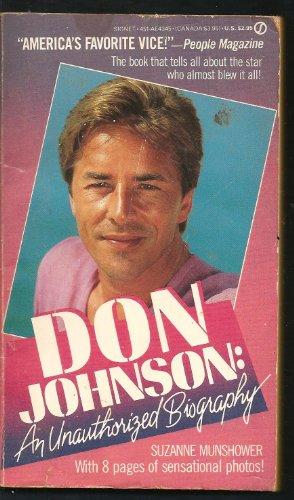 9780451143457: Don Johnson: An Unauthorized Biography
