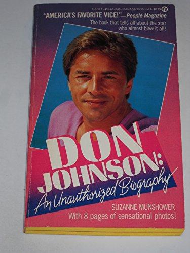 9780451143457: Don Johnson: An Unauthoized Biography