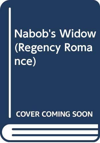 9780451144362: Nabob's Widow (Regency Romance)