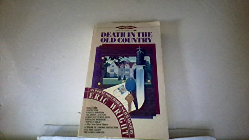 9780451144508: Wright Eric : Death in the Old Country (Signet)