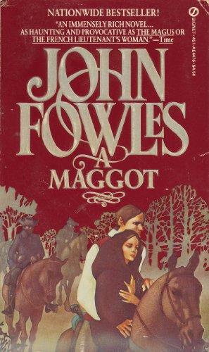9780451144768: A Maggot (Signet)