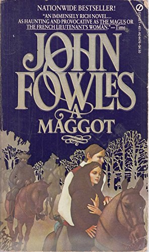 9780451144768: Fowles John : Maggot (Signet)