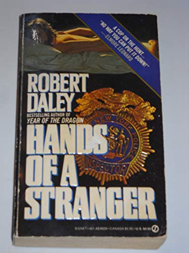 9780451145093: Hands of a Stranger (Signet)