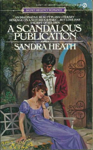 9780451145185: A Scandalous Publication
