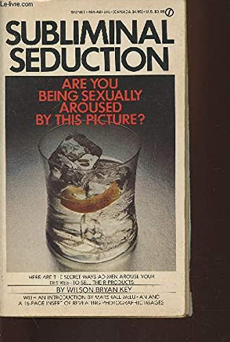 9780451145468: Subliminal Seduction