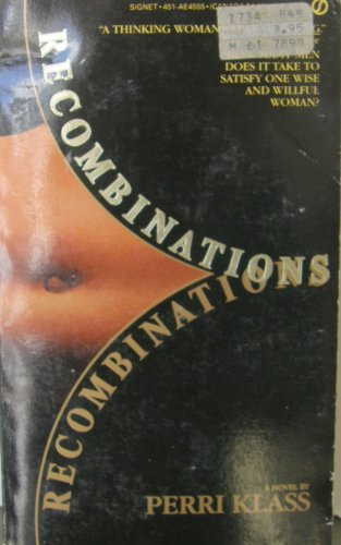 Recombinations (0451145550) by Perri Klass