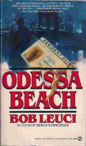9780451146038: Leuci Bob : Odessa Beach (Signet)
